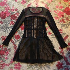 NWOT BCBG Lace Dress